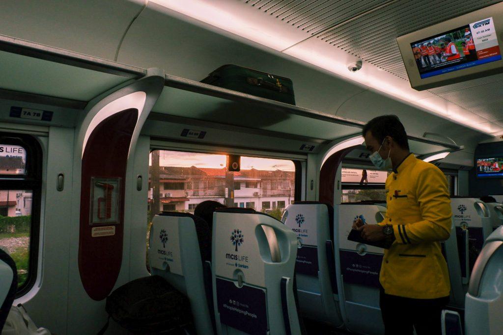Train to Kedah Alor Setar