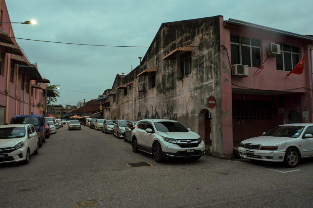 Streets of Alor Setar